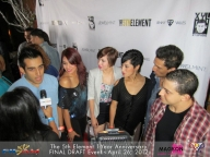 ABDC at The 5th Element's Final Draft Event at Exchange LA