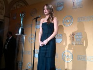 "Press Room: Jennifer Lawrence (I prefer ""J-Law"")"