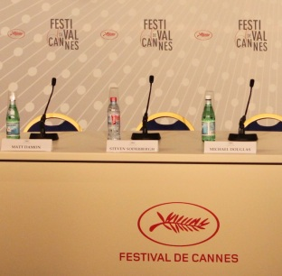 Behind the Candelabra press conference