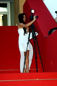 Azia Celestino Cannes Film