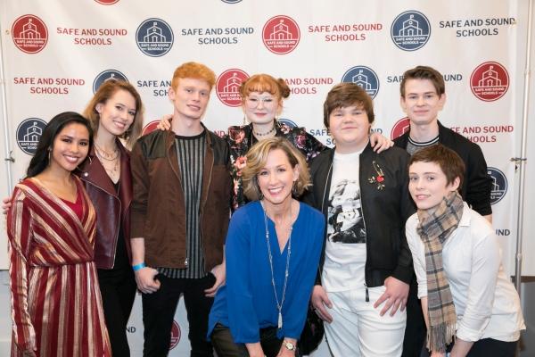 Azia Celestino Jeremy Ray Taylor Chasing da Vinci Safe and Sound Schools
