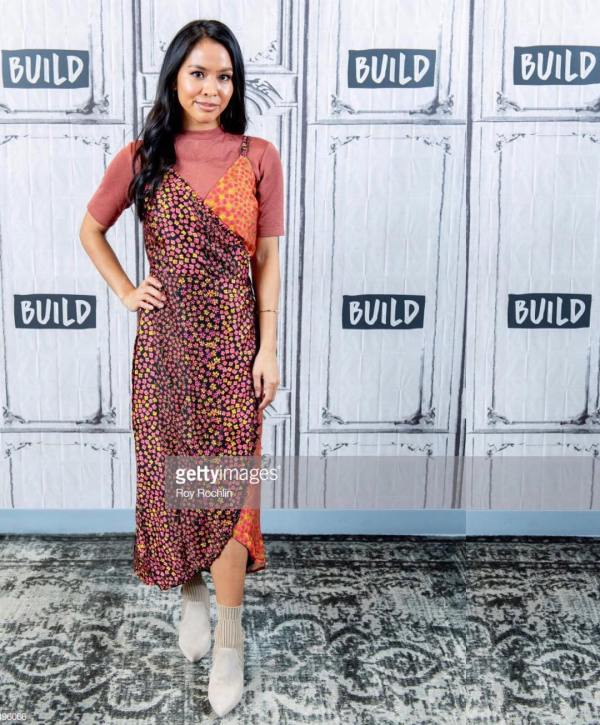 Azia Celestino on the BUILD series